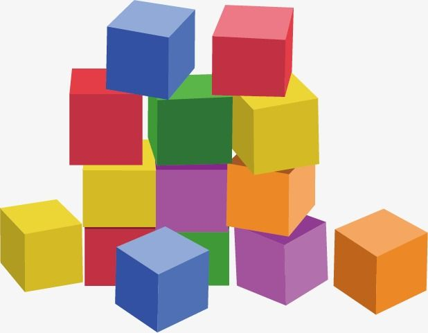 Block Cartoons Building Blocks Kids Toys Brain Game Png Transparent Clipart Image And Psd File For Free Download Clip Art Toy Playset Kids Toys