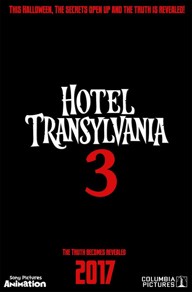 Hotel Transylvania 3 2018 Movie