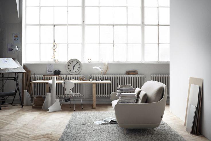Fritz Hansen - Favn™ sofa by Jaime Hayon