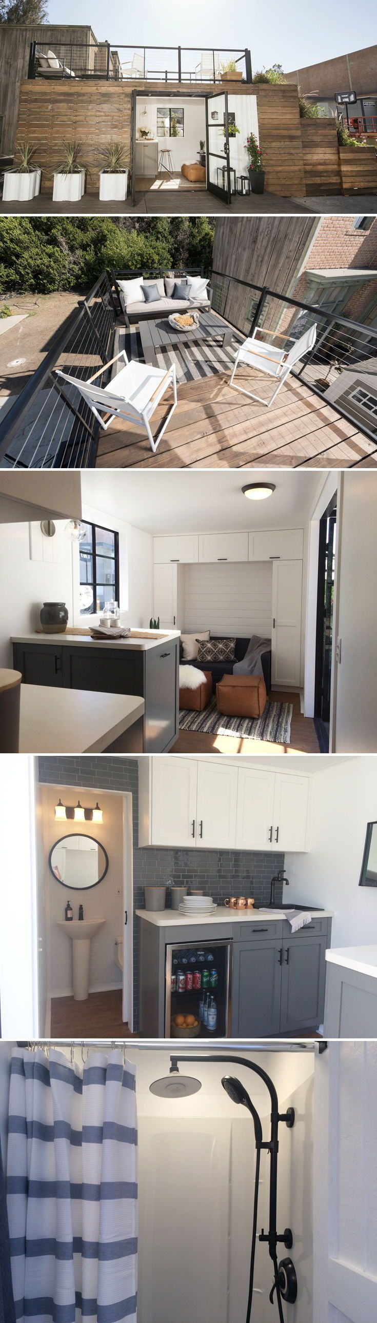 Tiny House by Cargo Builders 3457 best