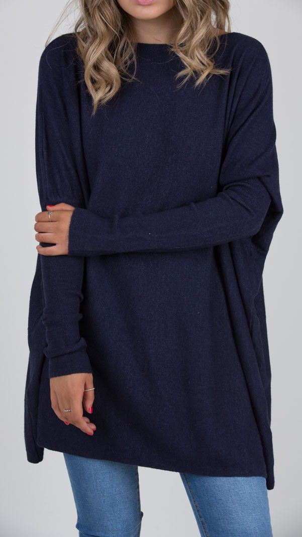 Joanna Relaxed Knit   - Feather and Noise