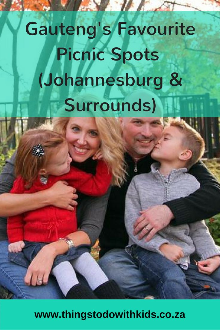 Picnic Spots Johannesburg | Picnic Spots Gauteng | Things to do with Kids | Johannesburg | Gauteng | South Africa | Activities & Excursions