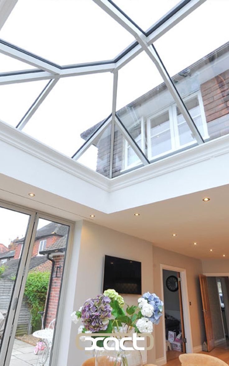 Aluminium Roof Lantern & 33 best Roof Lantern images on Pinterest | Homes Skylights and ...