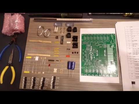 Computerized Christmas Lights Kit