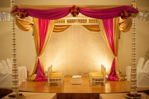 indian wedding mandap decor http://maharaniweddings.com/gallery/photo/6848