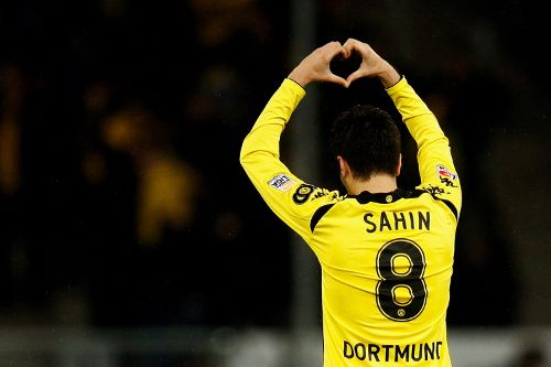 Borussia Dortmund #bvb. New boy Sahin in pics - Liverpool FC