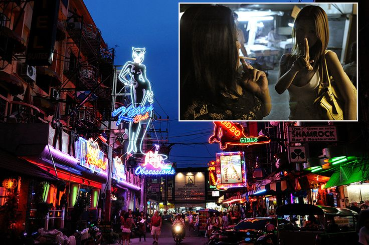 "#Violent #gang of #Thai ""ladyboys"" attacking tourists..."
