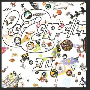 •Led Zeppelin• Led Zeppelin III    Album Cover