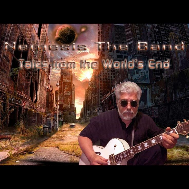 """Check out my new album """"Tales from the World's End"""" distributed by DistroKid and live on Google Play!"""