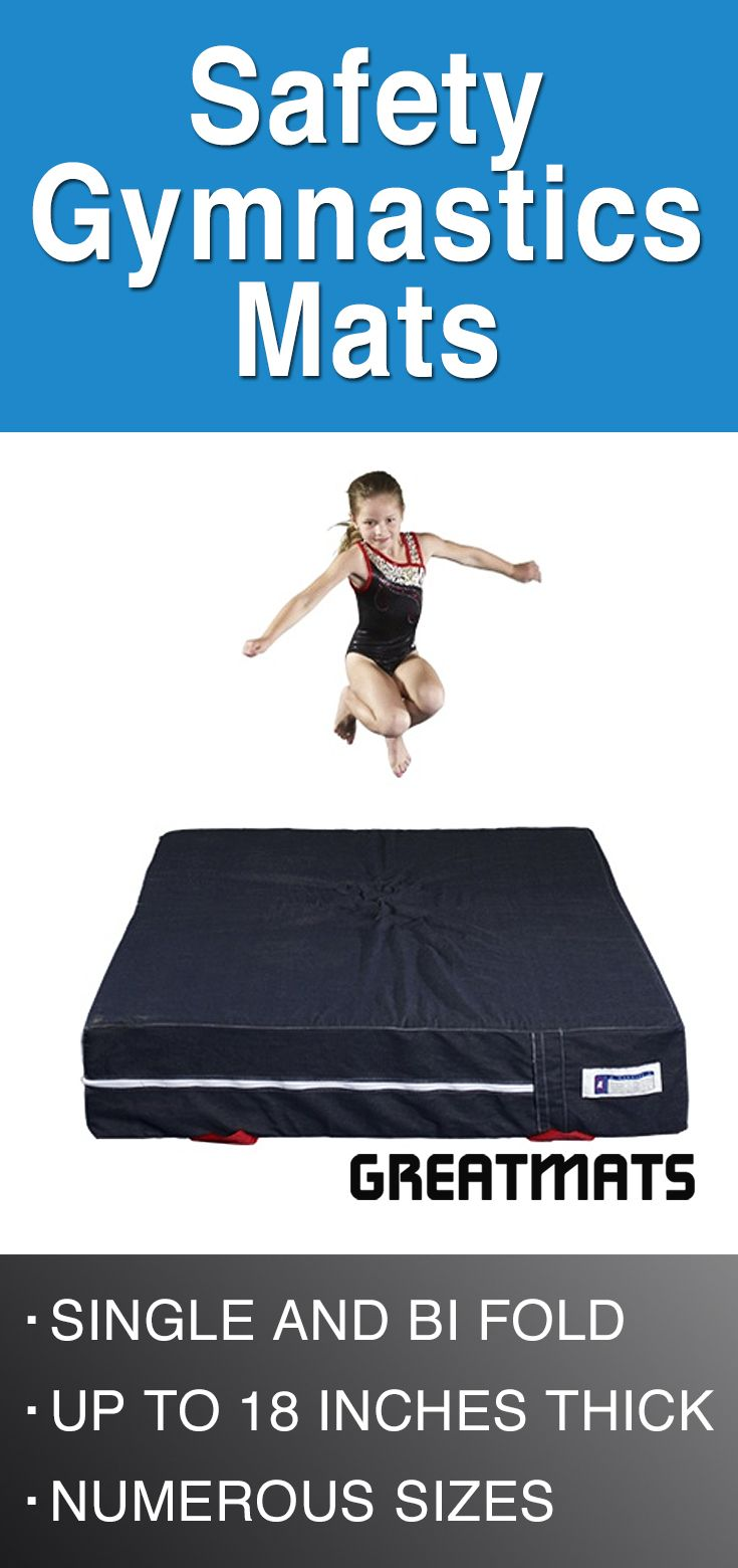 Gymnastic Skill Cushion Mats Gymnastics Mats Tumbling Gymnastics Gymnastics Gym