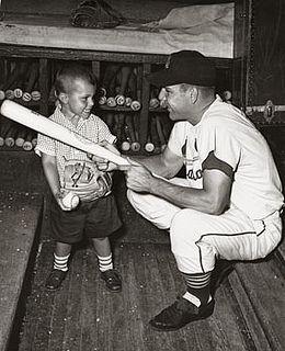 The history of the baseball bat
