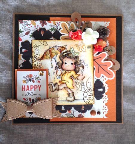 PikiScrap: Card-colori d'autunno