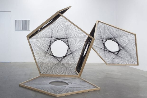 The Most Impressive String Installations in the World | Know more in http://bocadolobo.com/blog/art/the-most-impressive-string-installations-in-the-world/