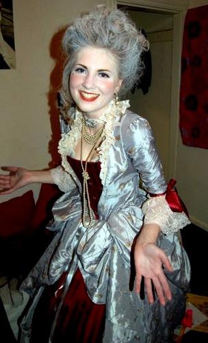 Costume Quot Maria Antonieta Quot Espartilhos Pinterest Costumes