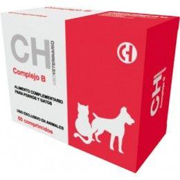 Complejo B vitaminas para perros y gatos 60 comprimidos