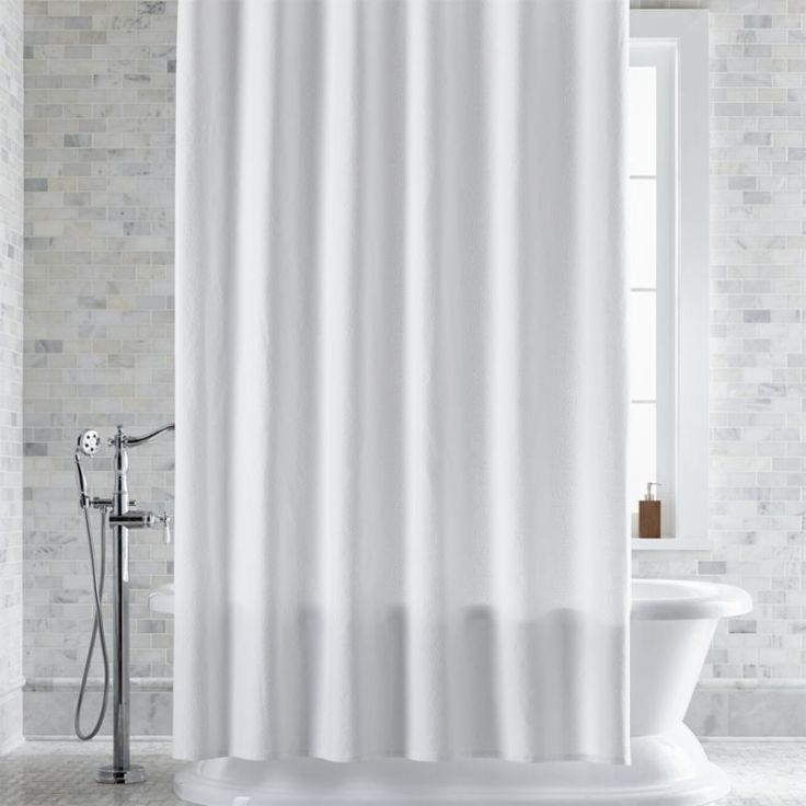 The 25+ best Long shower curtains ideas on Pinterest | Curtains ...