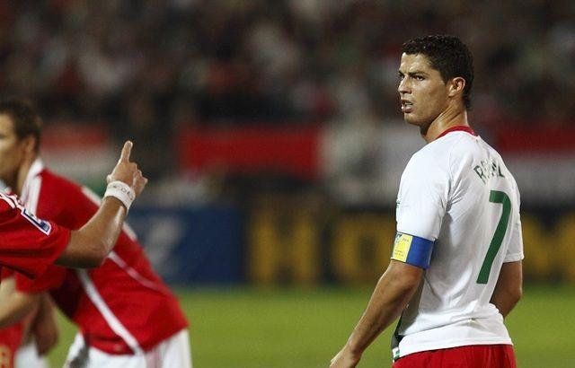 Ronaldo flogs high-risk scheme to 60m Twitter followers