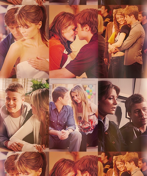 Love the OC...once upon a time this was my favorite TV obsession!!