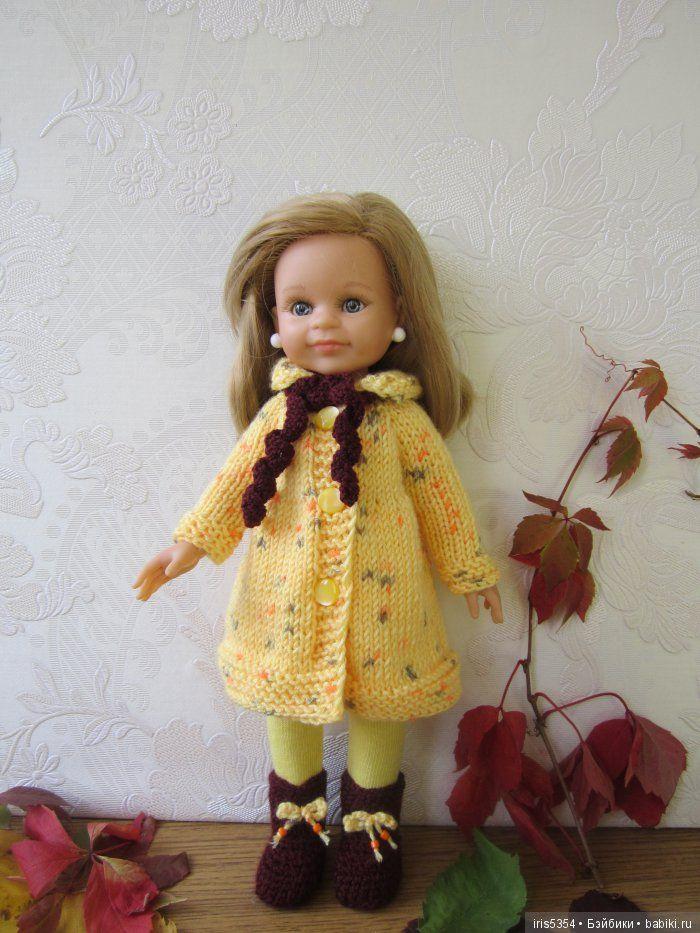 Яркая осень и наши обновки / Одежда и обувь для кукол - своими руками и не только / Бэйбики. Куклы фото. Одежда для кукол