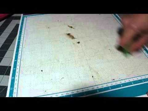 This video shows you how to completely strip your mats, and then restick or adhere them. This is a YOUtube Channel for anyone that has the ScanNCut, ScanNCut...