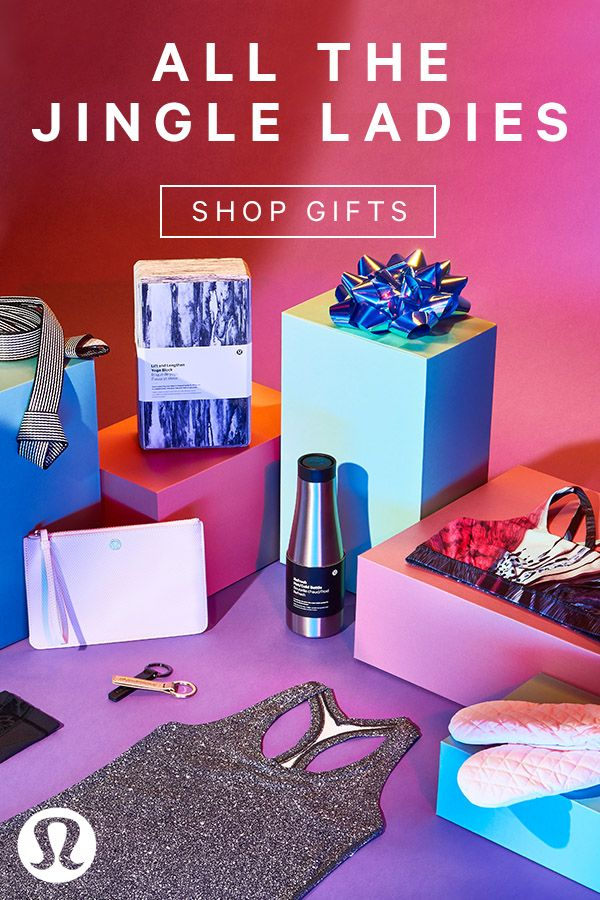 Perfect gifts for all the women on your list who love to hit the gym, work out in the studio or practice yoga. Curated gift lists for runners and yogis, and active accessories under £75 for all the little extras you know she'll love. Luxurious, technical, athletic apparel with no compromises on style or performance)