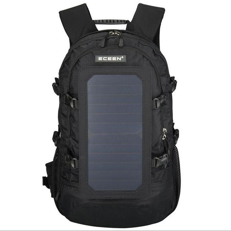 Solar Power Reserve Backpack