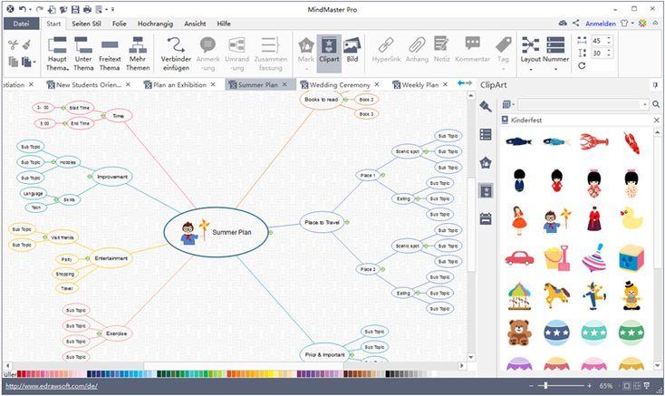 Attractive Aufgaben Management In MindMaster | MindMaster Software Funktionen |  Pinterest | Management