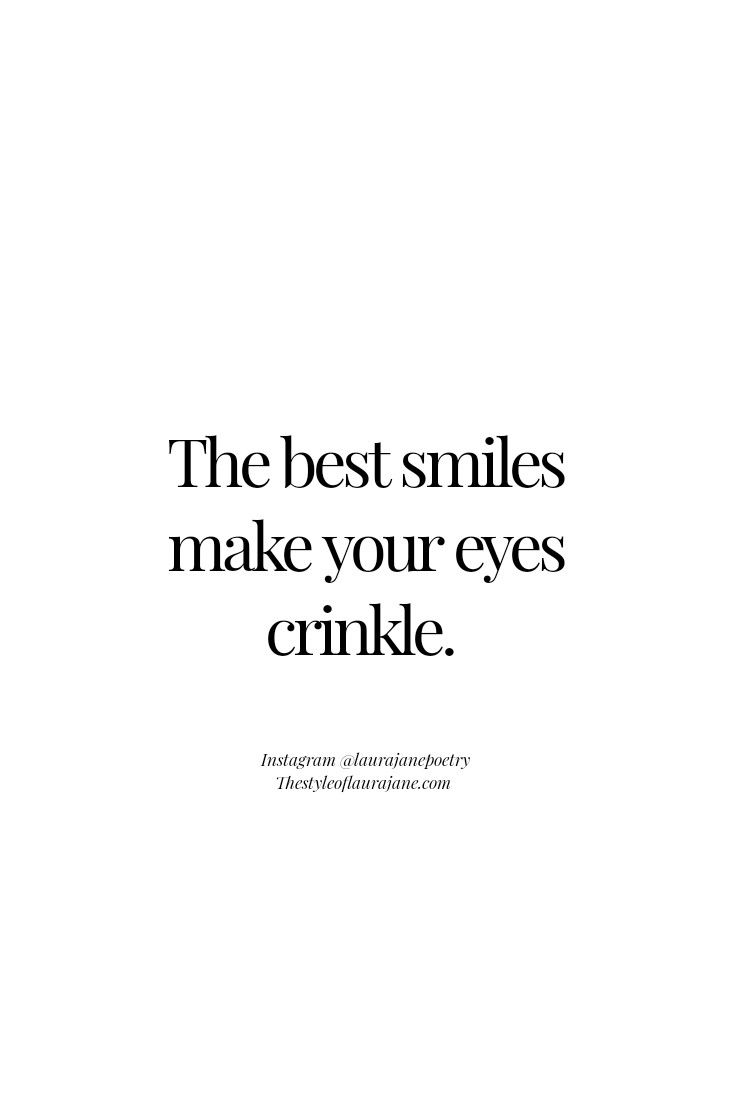 5 Reasons You Need To Smile The Style Of Laura Jane Just Smile Quotes Happy Quotes Smile Quotes Inspirational Deep