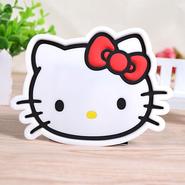 2Pcs Silicone Mickey & Minnie Hello Kitty dining table placemat coaster kitchen bar accessories mug cup mats coffee drink pads