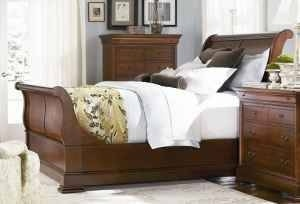 This Is Our Bed Which We 39 Re Keeping Thomasville King Street Sleigh Bed Now Discontinued