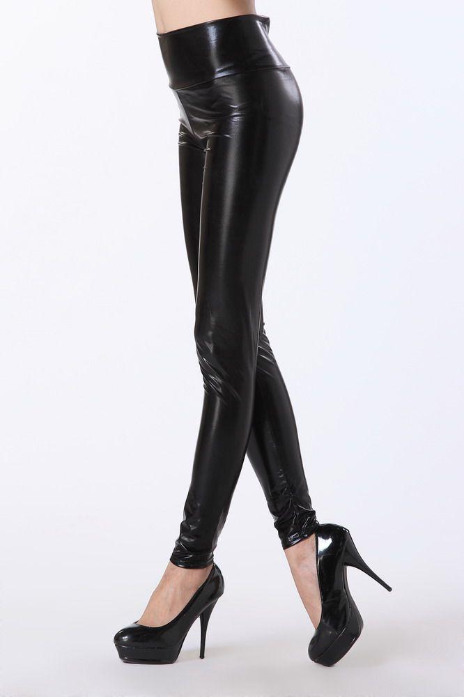 Black High Waist Leggings  $18.37
