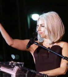 Lady Gaga successful celebrity