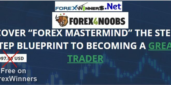 Forex4noobs Price Action Trading Course Forex Winners Trading