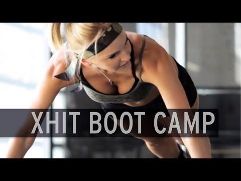 Military Boot Camp Workout (15 min.)