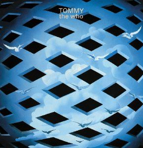 The Who Tommy LP #christmas #gift #ideas #present #stocking #santa #music #records