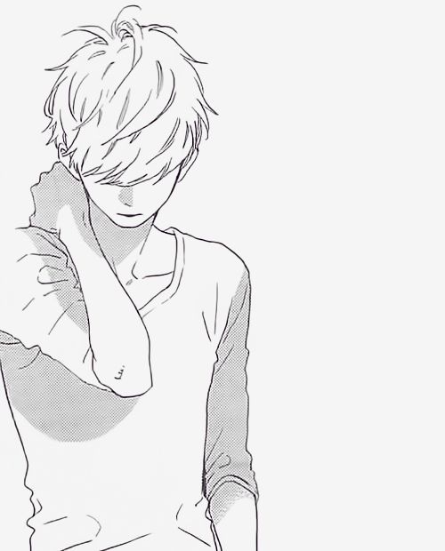 Mamura-Kun from Hirunaka No Ryuusei. I just love him and Suzume together!!