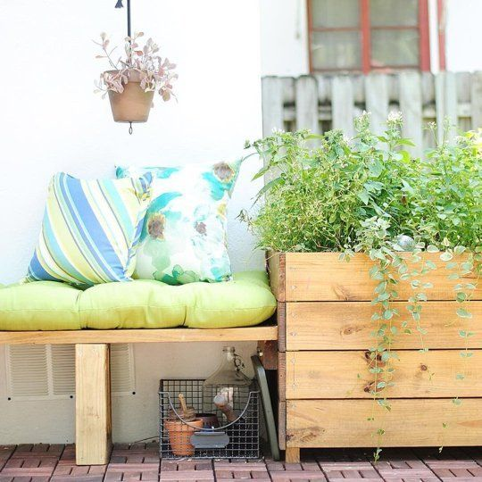 10 Lovely Outdoor Spaces Trending on Instagram Right Now | Apartment Therapy