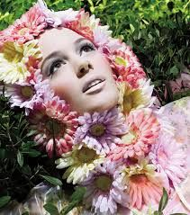 Floral headress