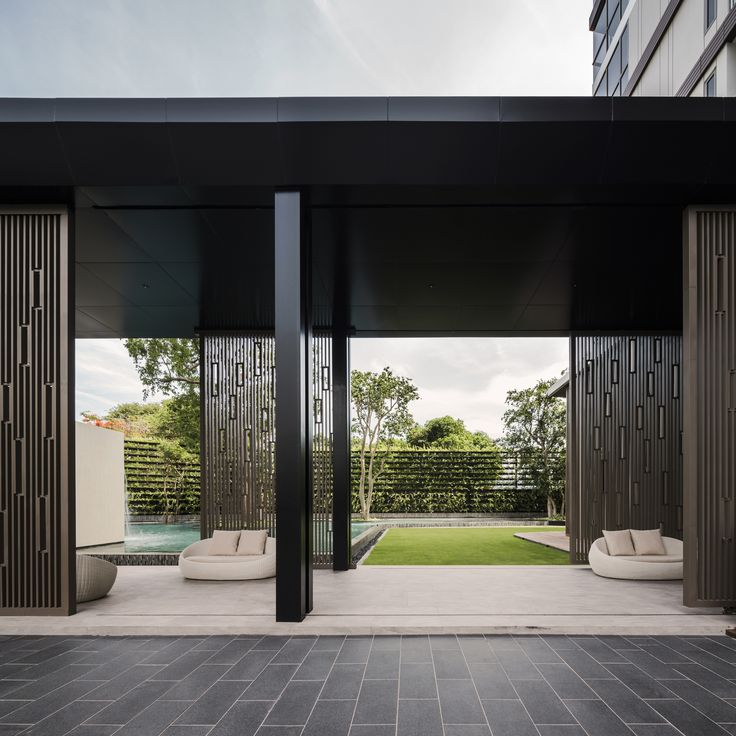 Image 2 of 43 from gallery of Baan Plai Haad / Steven J. Leach Architects. Photograph by W workspace