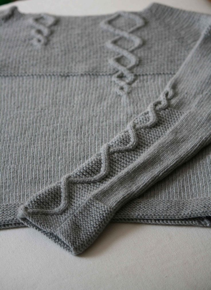Ravelry: Baby Cables and Big Ones Too by Suvi Simola