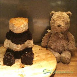 DIY: Bear Cake Photo Tutorial