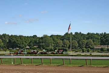 Saratoga Race Track Opening Day is creeping up,  reserve daily seats starting May 3rd.