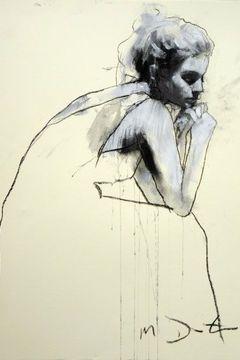 エマ・ワトソンがモダンアートに!マーク・デンステッダーの絵画展が渋谷で開催 の写真3