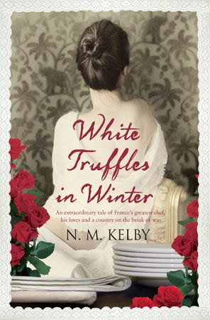 The Little Reader Library: White Truffles in Winter - N. M. Kelby  A novel about the life of the great 19th C chef Escoffier. Promises to be interesting.