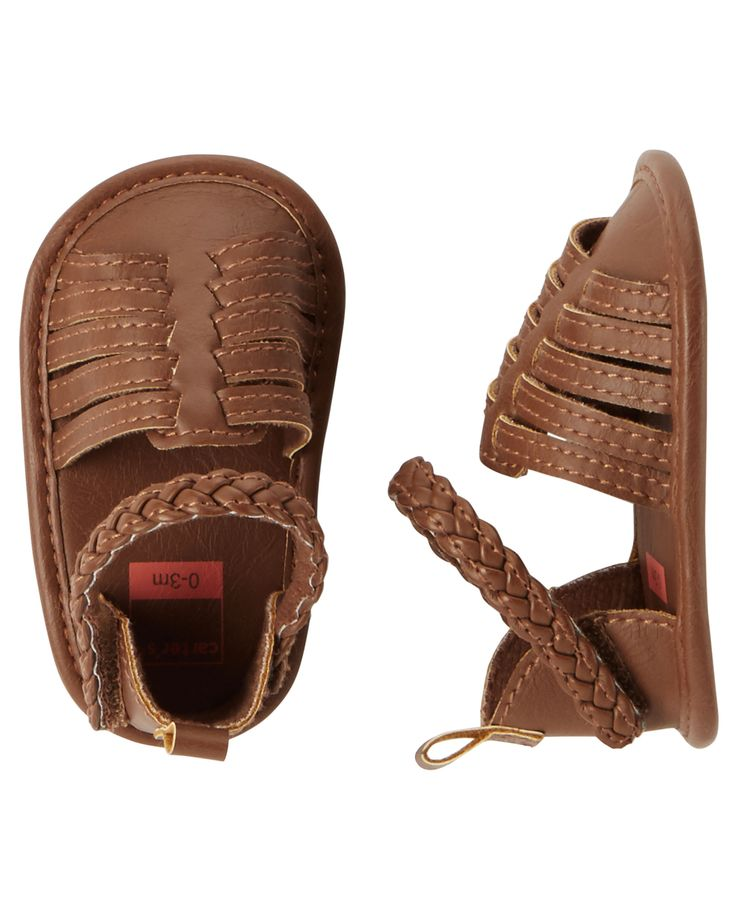 Carter S Sandals Crib Shoes