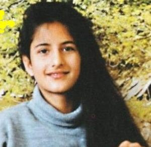 Old & Unseen Rare Pictures of Katrina Kaif