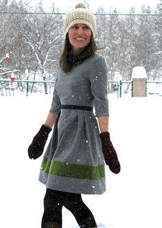 Free Women's Dress Pattern