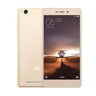 Xiaomi Redmi 3 16Gb Золотистый