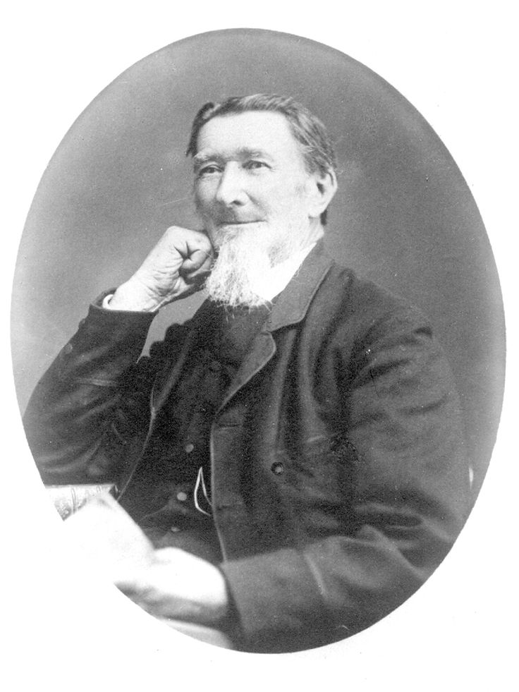 Photograph of Frederick Waldeck.