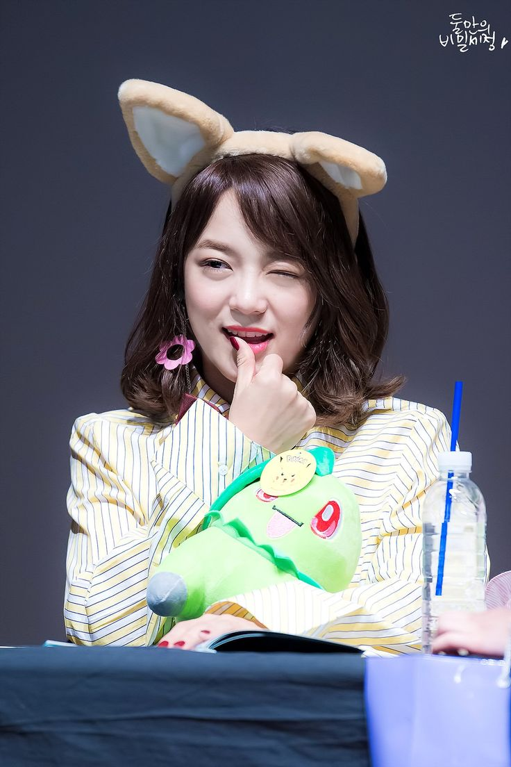 Sejeong (Gugudan) - Myeong-dong Fansign Event Pics